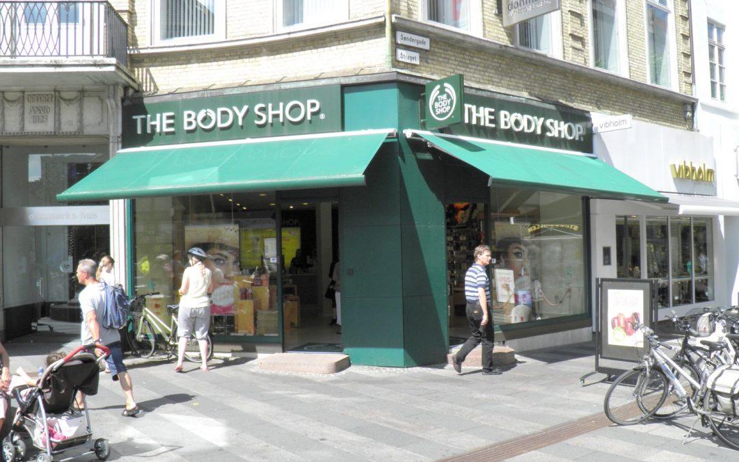 The Body Shop, Aarhus C