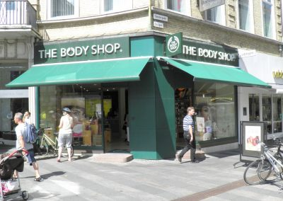 The Body Shop, Aarhus C