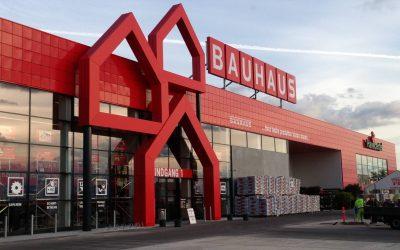 Bauhaus i hus hos LEDpartner
